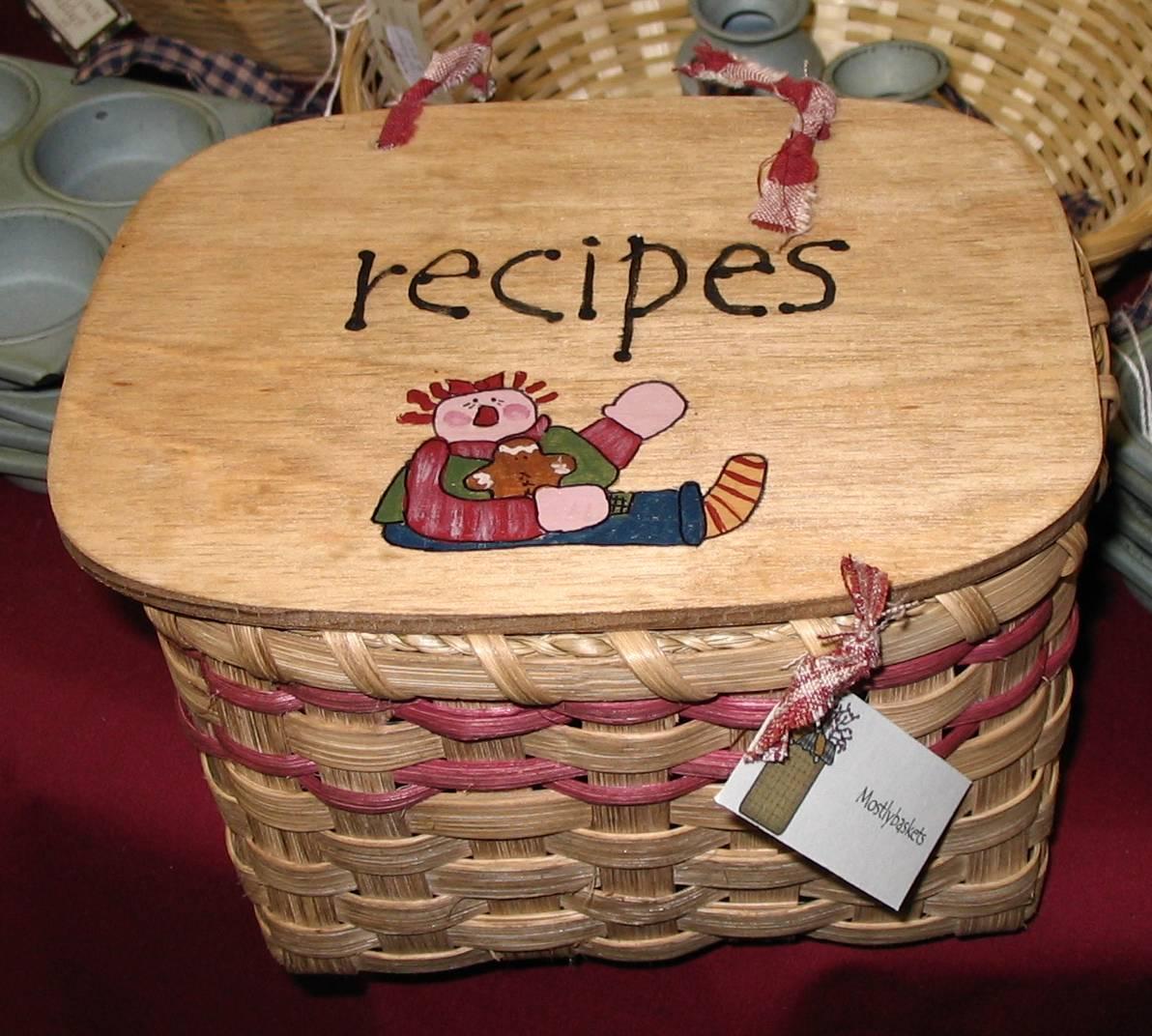 Recipe Basket
