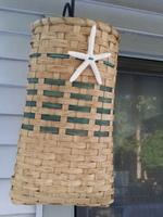Star Fish Door Basket