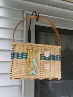 Mermaid Door Basket
