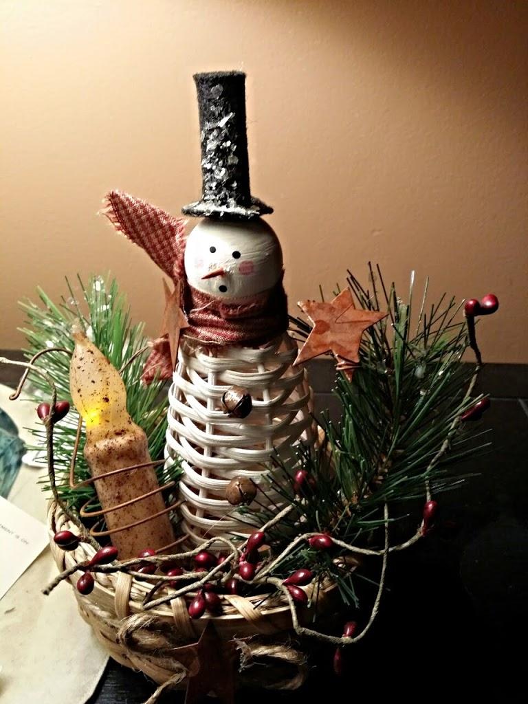 #SML2 small snowman light!
