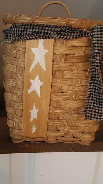 #SMWB-1 Small Wall Basket!